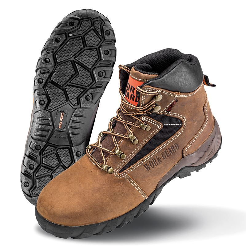 7dbbcc1a982 Carrick safety boot | R346X | Uniform Specialists